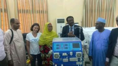 Tchad : deux ONG soulagent des personnes en situation d'insuffisance rénale
