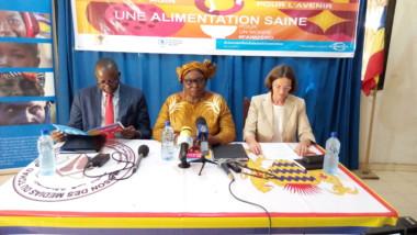 JMA2019: le Tchad fait partie des huit pays qui souffrent le plus de la sous-alimentation dans le monde