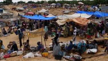 Coronavirus : les mesures barrières ne sont pas respectées dans les marchés de N'Djaména
