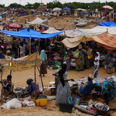 Société: que sont devenus les commerçants du marché Ngoumna?