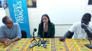 Culture : l'artiste française Nach Anna Chedid promet un «grand voyage musical» au public tchadien