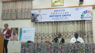 Tchad : le corps humanitaire célèbre la journée des Nations-Unies