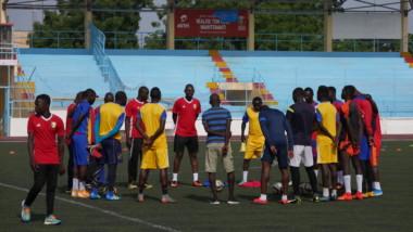 Eliminatoires Can 2021 : les Sao locaux commencent à s'entrainer