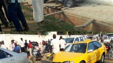 Fait divers : un véhicule de la gendarmerie percute gravement un taximan et un motocycliste