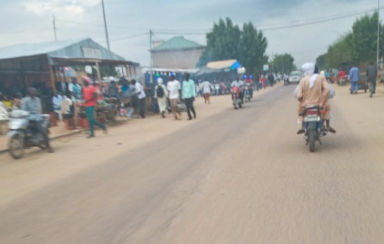 """Tchad : l'axe CA7 s'impose comme un nouveau """"carrefour de la joie"""" de N'Djamena"""