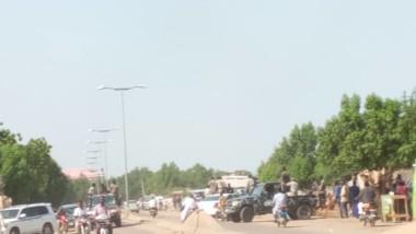 Tchad: le marché Champ de fils de nouveau pris d'assaut par la police