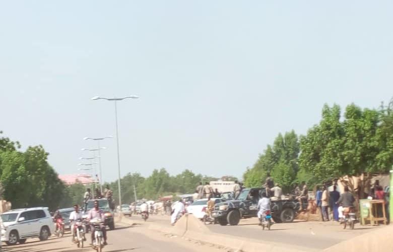 Tchad: la Police anti-émeute encercle le siège de la LTDH