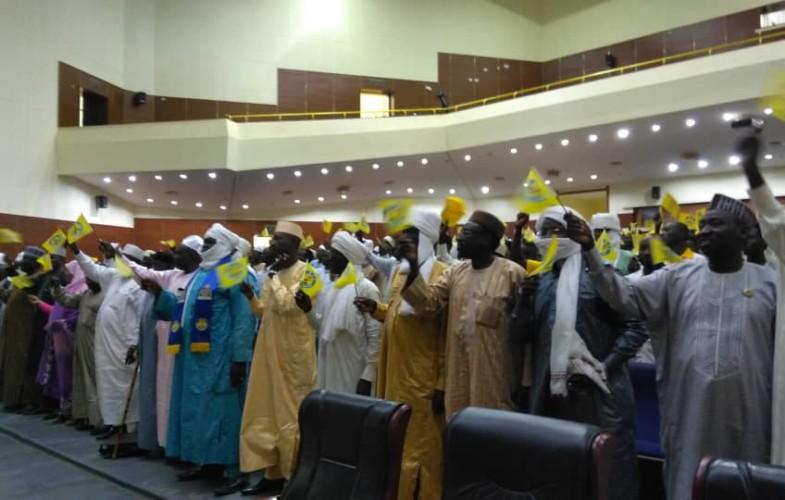 Tchad : les jeunes cadres du Ouaddaï expriment leur reconnaissance au président Déby