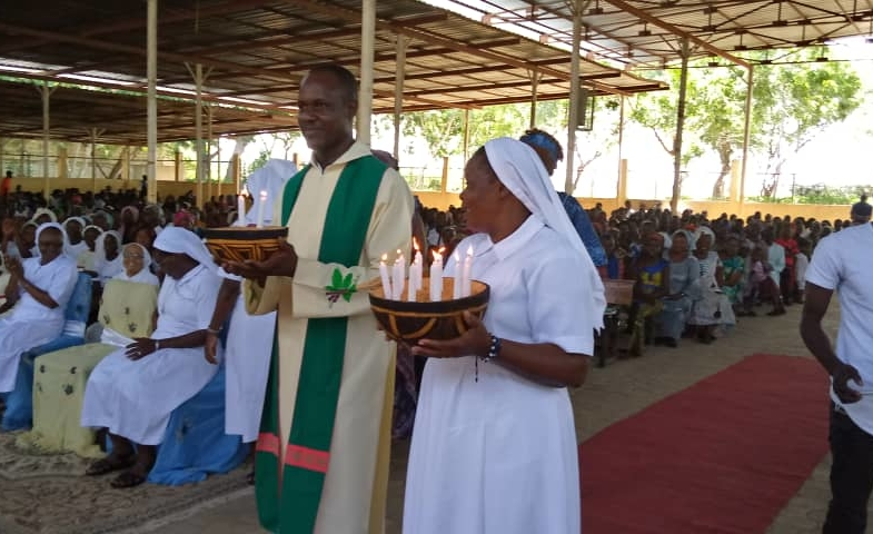 La sœur Emilienne quitte l'hôpital NDA après 11 ans de service
