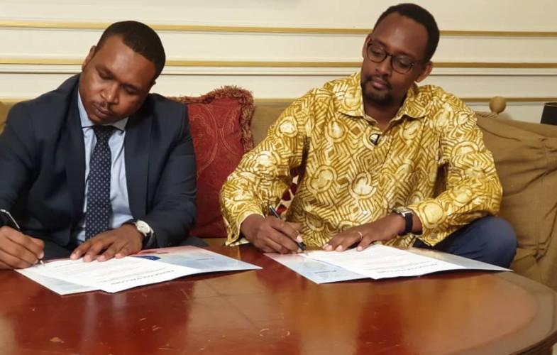 Tchad : la Sonamig signe deux protocoles d'accord à Génève