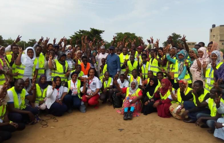 Tchad : le RACSF lance l'acte 2 de la semaine nationale de citoyenneté