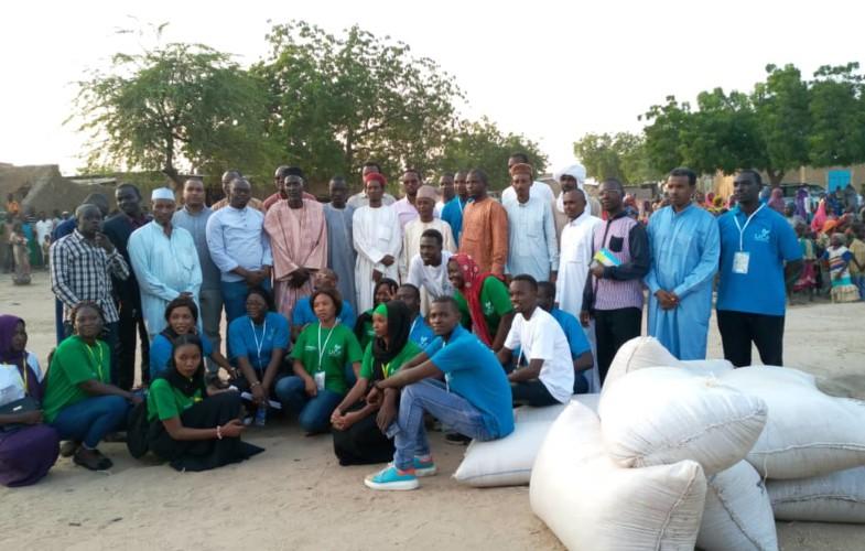 Tchad : l'école de Gaoui bénéficie d'une cantine scolaire