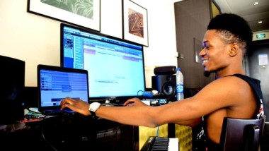 Iviano DJ, l'un des rares arrangeurs de son le plus sollicité au Tchad