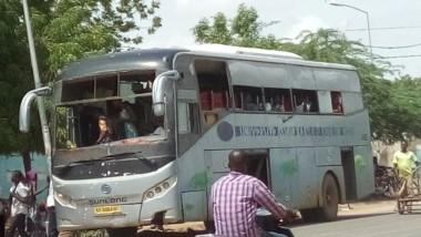 Tchad : les bus universitaires   s'amortissent