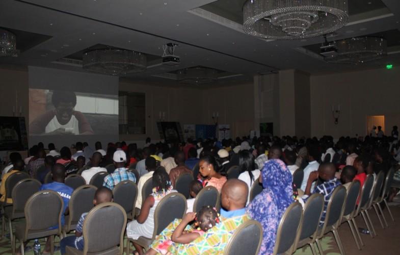 Culture: les cinéphiles tchadiens renouent avec le cinéma le temps d'un festival