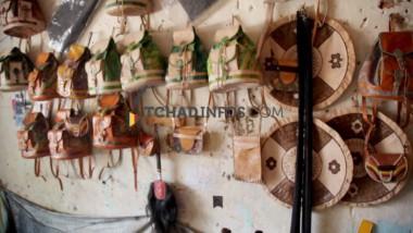 Tchad : ouverture du 1er Salon international de l'artisanat