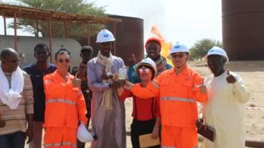 Exploitation du champ pétrolier de Sedigui : les travaux sont à 85%, constate le DG de la SHT
