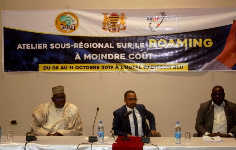 Télécommunication : l'Artac et l'Arcep veulent rendre le roaming à moindre coût dans la sous-région Afrique centrale