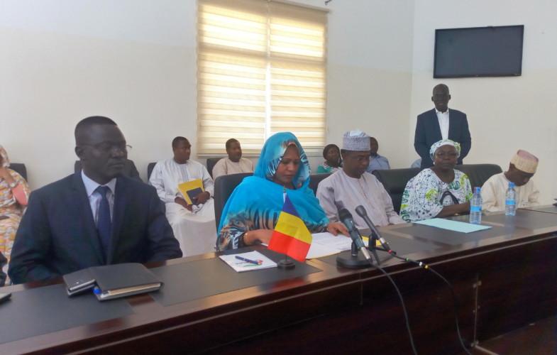 Tchad : la brigade de contrôle et de surveillance foncière lancée à N'Djamena