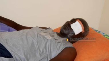Tchad : il perd son œil gauche lors de l'enterrement de Mateyan Bonheur