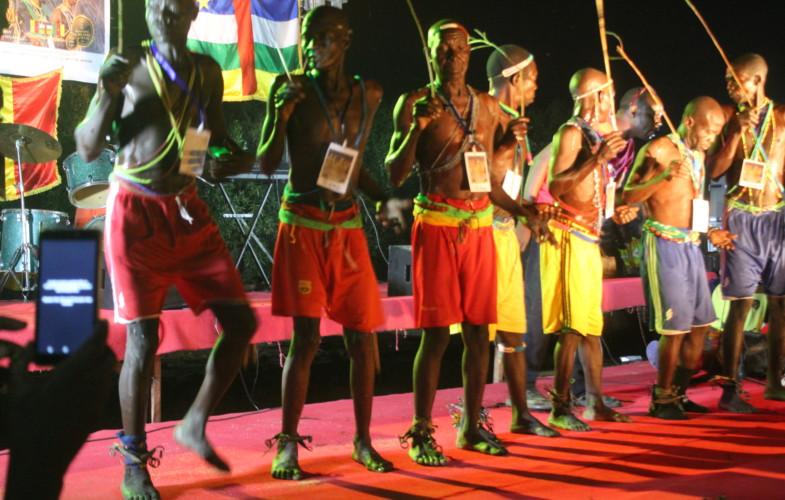 Culture : la Centrafrique représentée pour la première fois au festival des Mboum