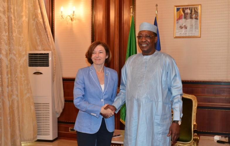 Crash au Mali: Idriss Déby Itno compatit avec la force Barkhane