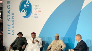 Forum de Paris sur la Paix : Deby déplore la non-tenue des engagements