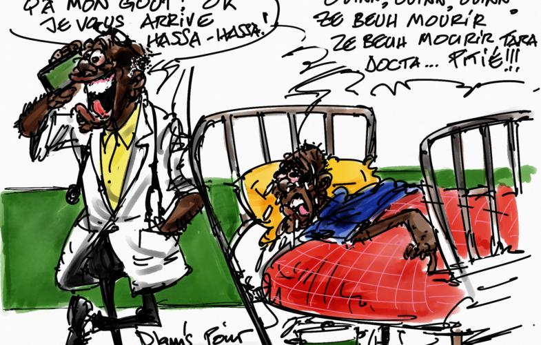Dossier santé 1/4 : des patients se plaignent de la lenteur dans la prise en charge urgente dans des hôpitaux