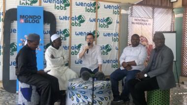 Tchad : Novembre numérique prépare des blogueurs professionnels