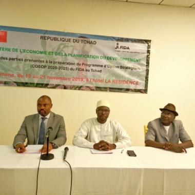 Tchad : FIDA prépare un programme d'option stratégique 2020-2025