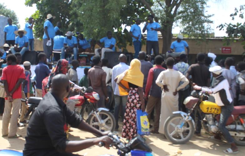 Tchad : l'Unicef vulgarise les droits de l'enfant à travers une caravane