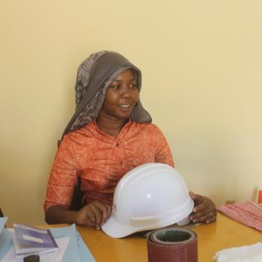 Culture: Plus que 10 jours pour finaliser la rénovation de l'Espace culturel Talino