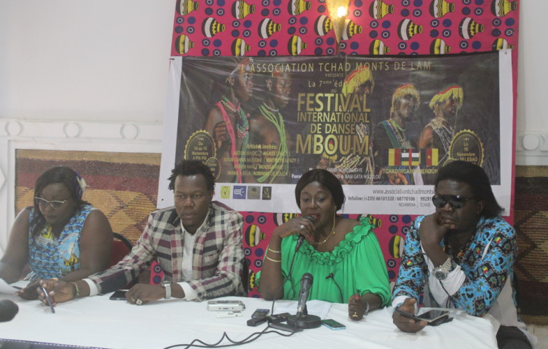 L'association Tchad Monts de Lam prépare la 7e édition du festival international de danse Mboum