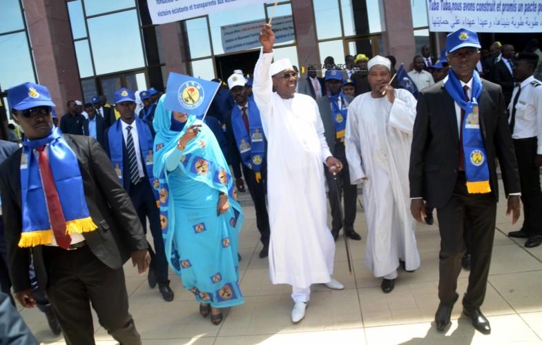 Anniversaire du MPS : Déby ne prend pas part aux festivités