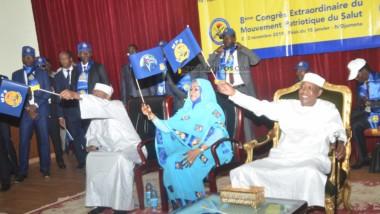 Spécial congrès MPS : les élections législatives et locales seront au centre des assises