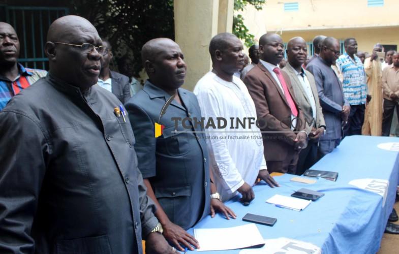 Tchad :  la plateforme syndicale convoque une réunion d'urgence