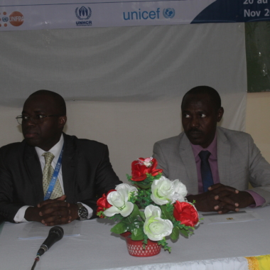 Tchad : le PNUD renforce la capacité des acteurs en charge des violences basées sur le genre