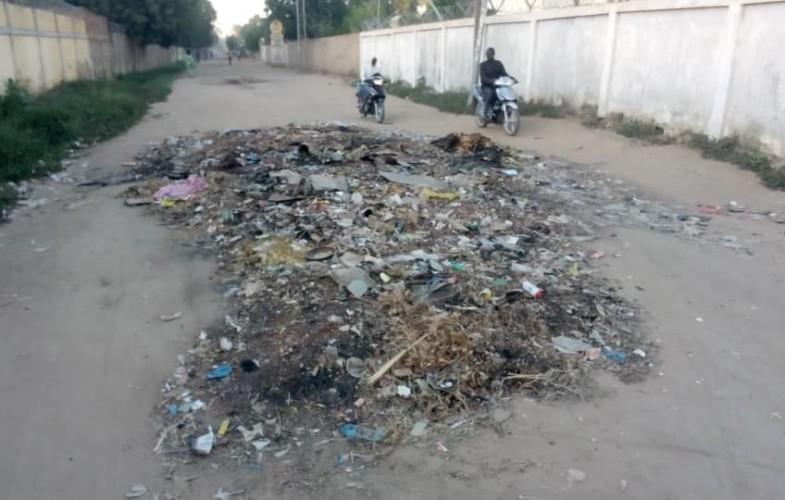 Tchad : des rues transposées en poubelles à N'Djamena
