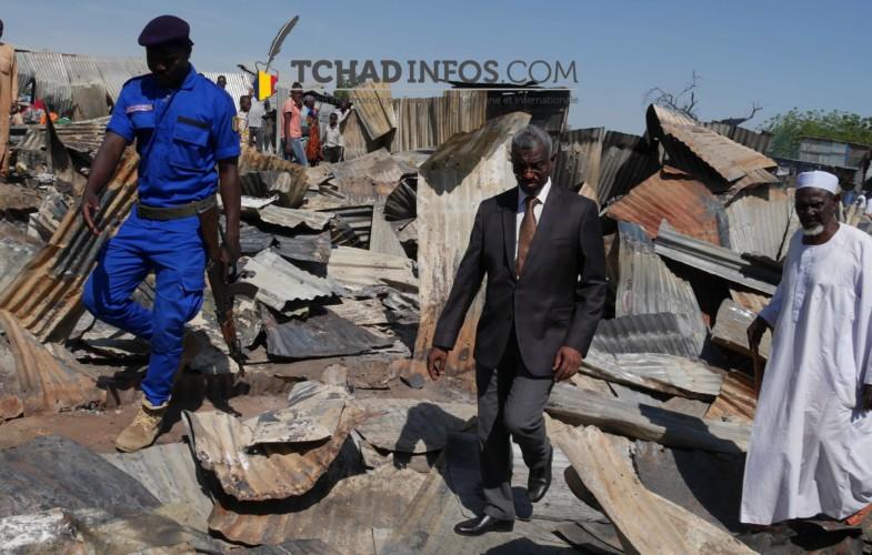 Tchad : la mairie interdit la vente des produits inflammables à l'intérieur des marchés de N'Djamena