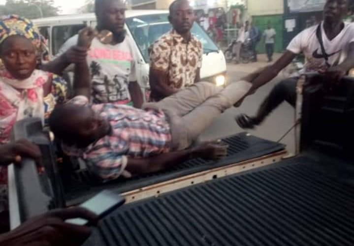 Tchad : le jeune blessé par la protection de Kabadi est mort
