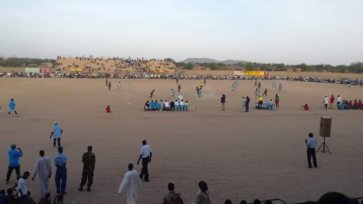 Tchad : un arbitre a failli perdre son œil à Abéché