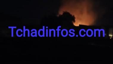 """Incendie au marché de Dembé : des """"bandits"""" tentent de piller des boutiques"""