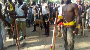 """Culture: le peuple Toupouri célèbre la fête du coq appelée """"Féo Kague"""""""