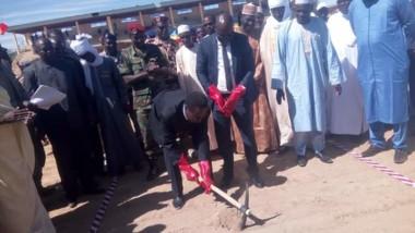 Tchad : une pelouse synthétique pour le stade d'Abéché