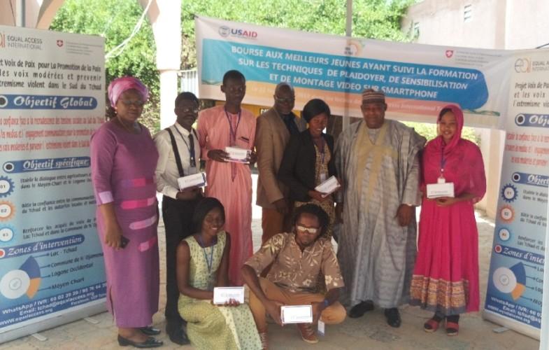 Tchad : six jeunes reçoivent des bourses d'Equal Access