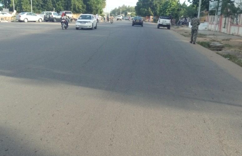 Tchad : la propreté des avenues de N'Djamena dépend-t-elle de la sortie du Président Déby ?