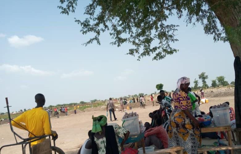 Société : le cimetière de Toukra devenu un lieu de commerce