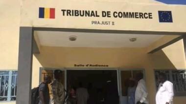 Tchad : l'Union européenne inaugure deux salles réfectionnées au Palais de la Justice