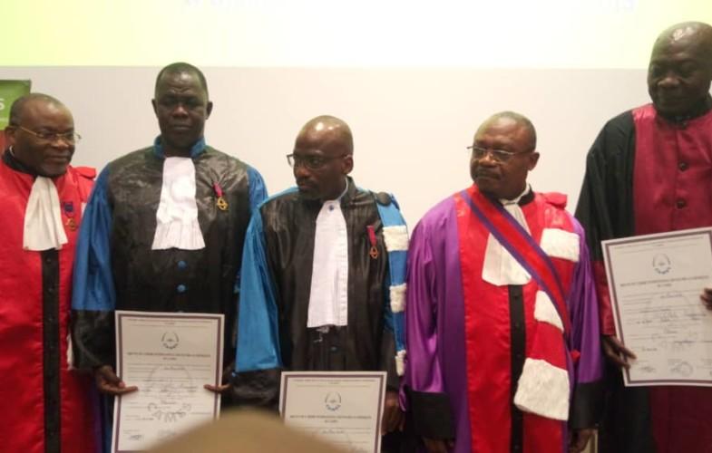 Tchad : trois enseignants-chercheurs décorés par l'OIPA/CAMES