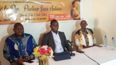 Religion : un concert du cœur pour aider les orphelins du Tchad